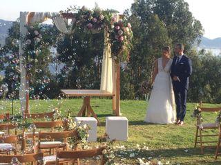 La boda de Carla y Oscar
