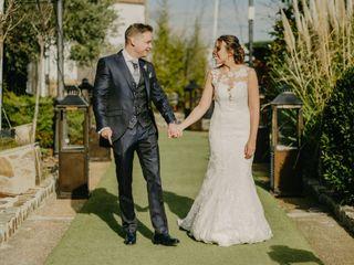 La boda de Mila y Adolfo