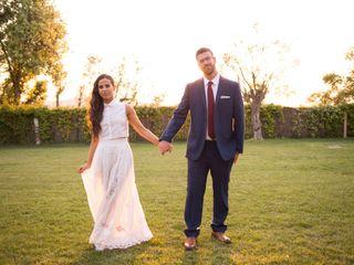 La boda de Ben y Tal