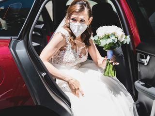 La boda de Melissa y Gaizka 3
