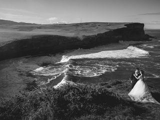 La boda de Aritz y Laura