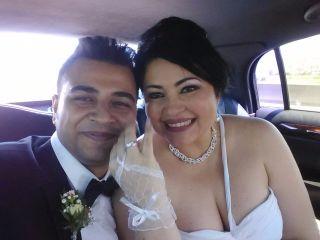 La boda de Katiuska  y Mohit 1