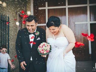 La boda de Katiuska  y Mohit