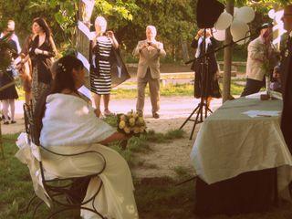 La boda de Montse y Juanjo