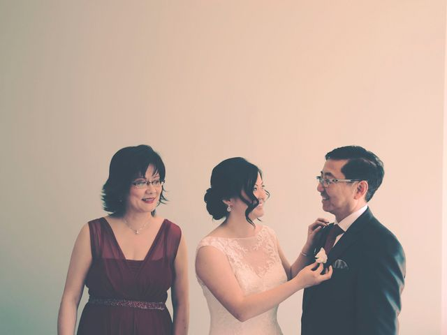 La boda de Christian y Yun en Sant Fost De Campsentelles, Barcelona 35