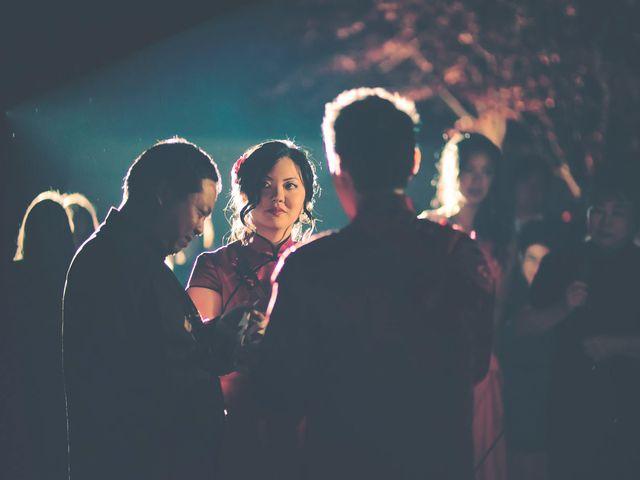La boda de Christian y Yun en Sant Fost De Campsentelles, Barcelona 84