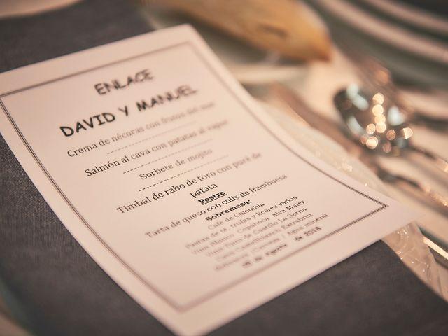 La boda de Manuel y David en Galapagar, Madrid 16