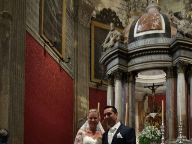 La boda de Tomás  y Helena  en El Puerto De Santa Maria, Cádiz 2