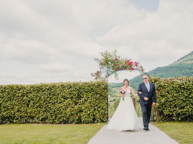 La boda de Iñaki y Leire en Quejana, Álava 3