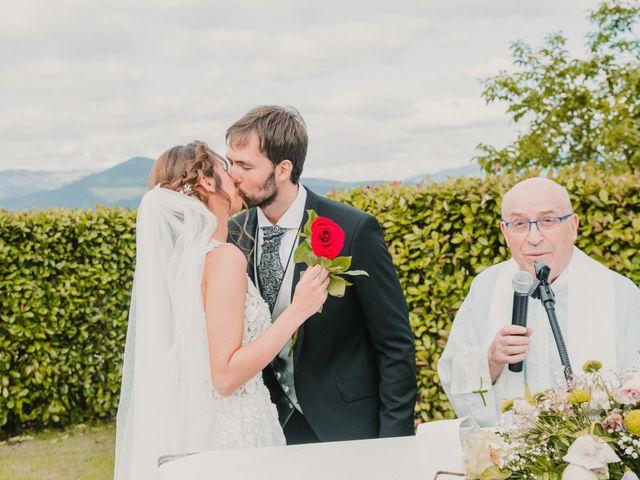 La boda de Iñaki y Leire en Quejana, Álava 6