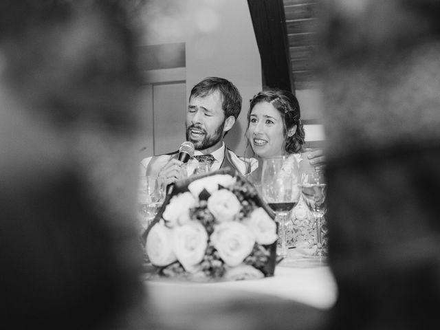 La boda de Iñaki y Leire en Quejana, Álava 8