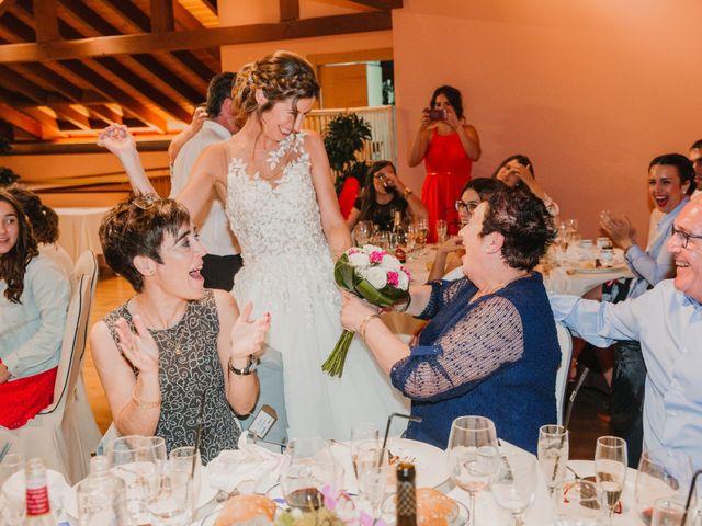La boda de Iñaki y Leire en Quejana, Álava 9