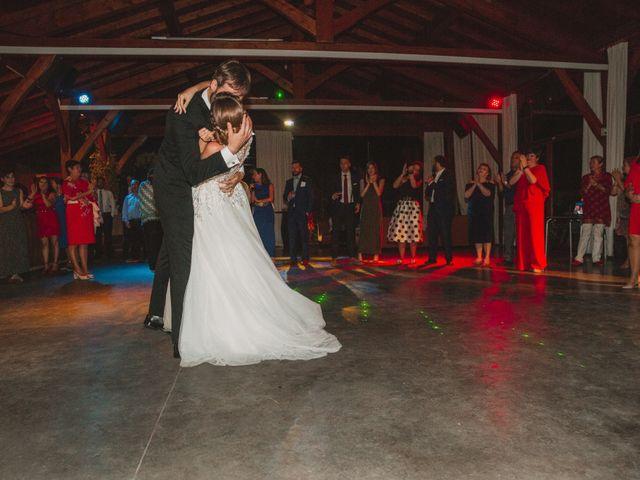 La boda de Iñaki y Leire en Quejana, Álava 10