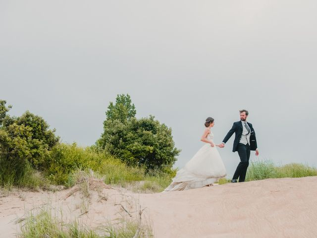 La boda de Iñaki y Leire en Quejana, Álava 12
