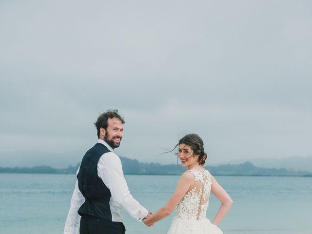 La boda de Iñaki y Leire en Quejana, Álava 15
