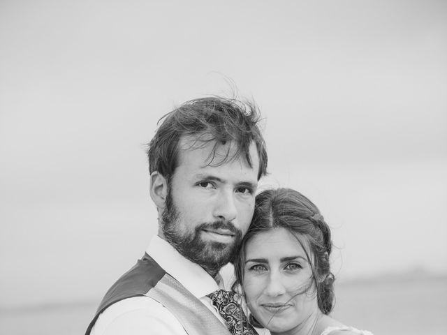 La boda de Iñaki y Leire en Quejana, Álava 17