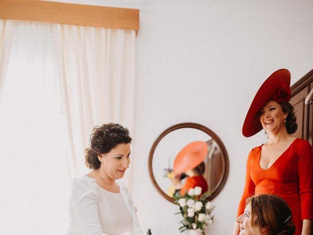 La boda de Antonio y Charo en Los Corrales, Sevilla 19
