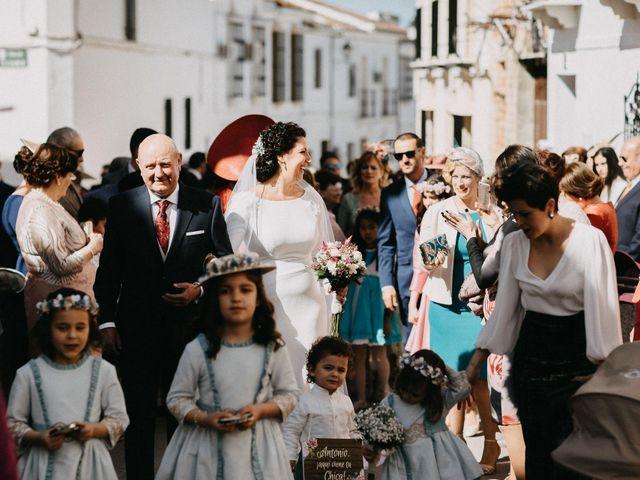 La boda de Antonio y Charo en Los Corrales, Sevilla 23