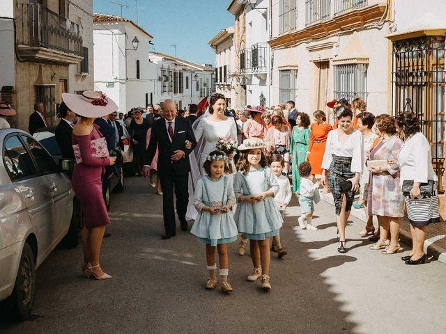 La boda de Antonio y Charo en Los Corrales, Sevilla 26