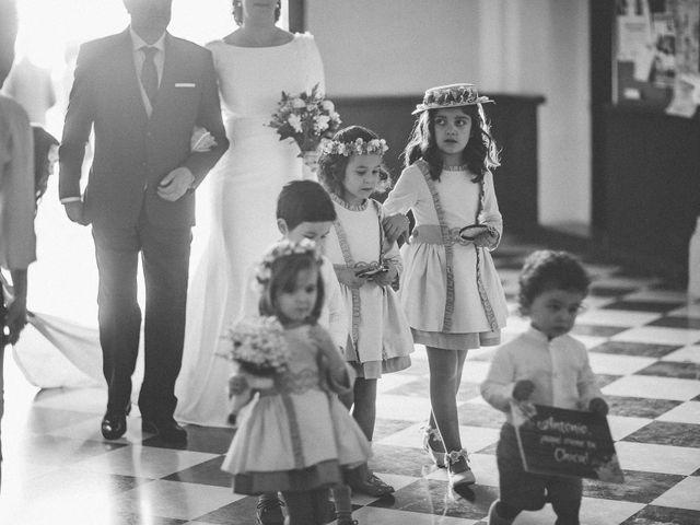 La boda de Antonio y Charo en Los Corrales, Sevilla 29