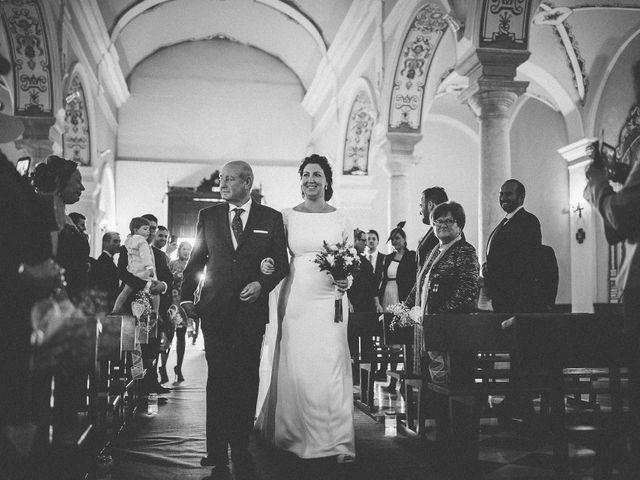 La boda de Antonio y Charo en Los Corrales, Sevilla 32
