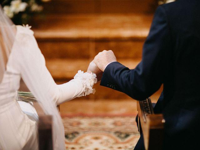 La boda de Antonio y Charo en Los Corrales, Sevilla 36