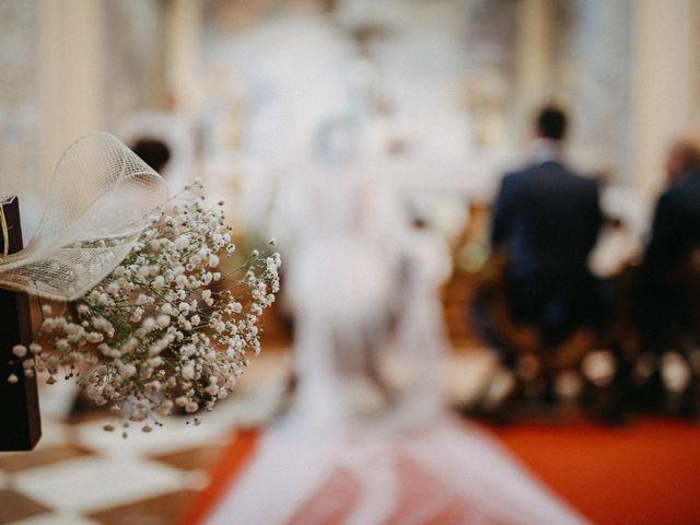 La boda de Antonio y Charo en Los Corrales, Sevilla 40