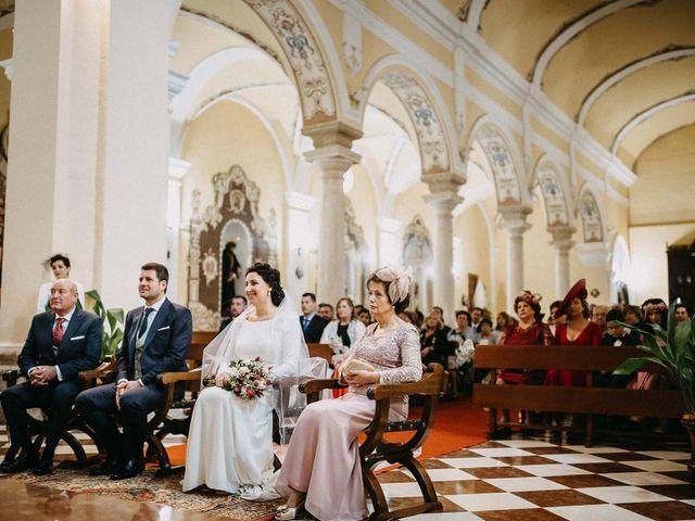 La boda de Antonio y Charo en Los Corrales, Sevilla 43
