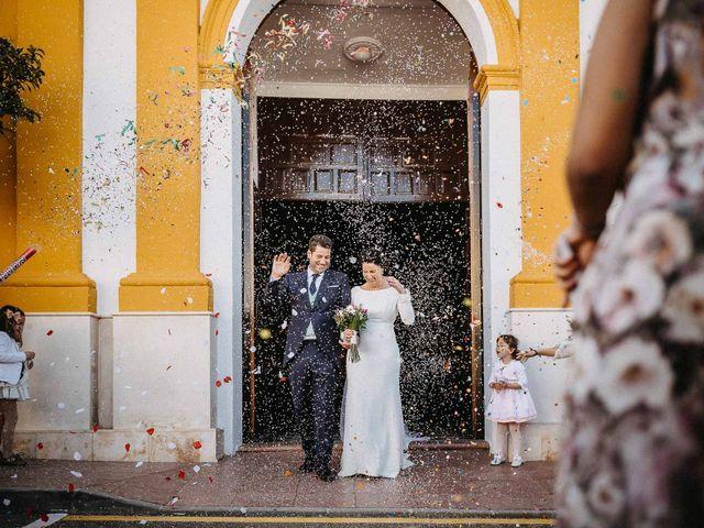 La boda de Antonio y Charo en Los Corrales, Sevilla 48