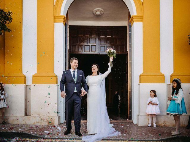 La boda de Antonio y Charo en Los Corrales, Sevilla 50