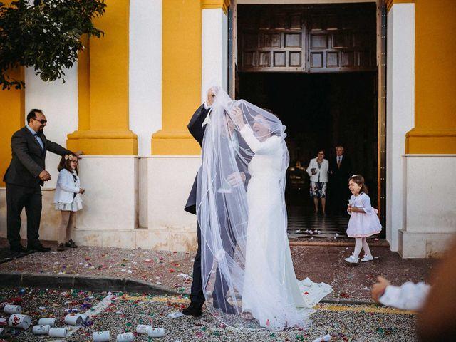 La boda de Antonio y Charo en Los Corrales, Sevilla 51