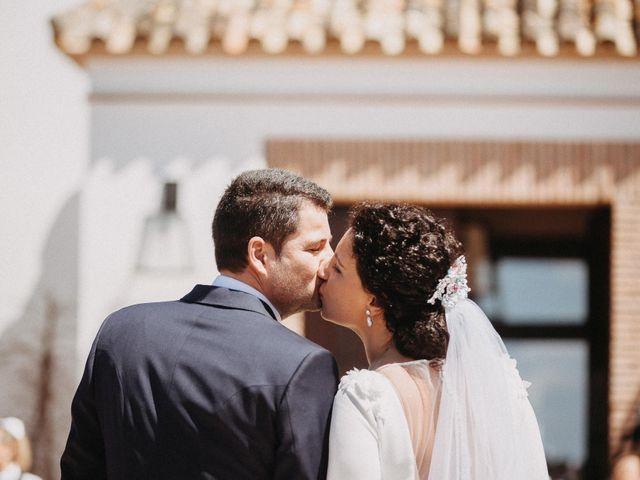 La boda de Antonio y Charo en Los Corrales, Sevilla 53