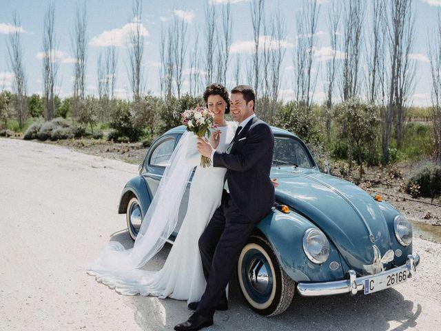 La boda de Antonio y Charo en Los Corrales, Sevilla 54