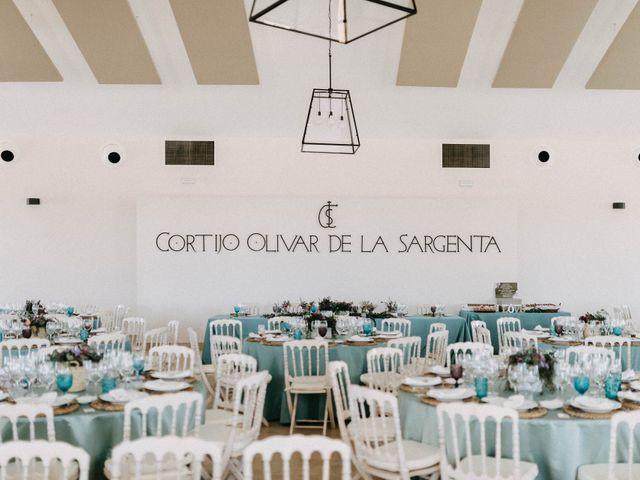 La boda de Antonio y Charo en Los Corrales, Sevilla 58