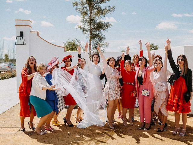 La boda de Antonio y Charo en Los Corrales, Sevilla 65