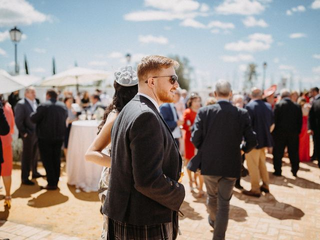 La boda de Antonio y Charo en Los Corrales, Sevilla 66
