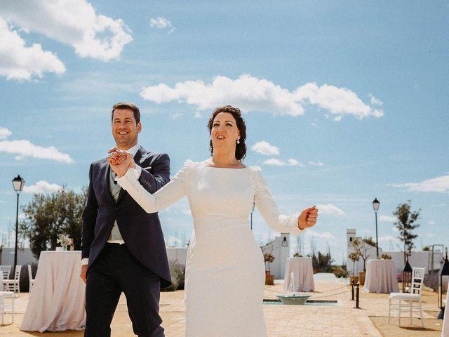 La boda de Antonio y Charo en Los Corrales, Sevilla 68