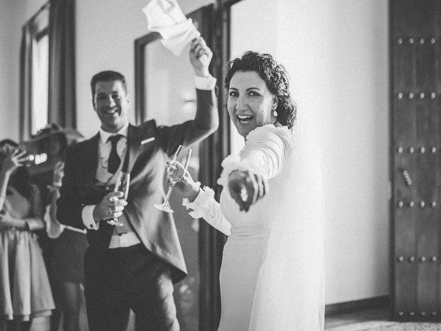 La boda de Antonio y Charo en Los Corrales, Sevilla 69