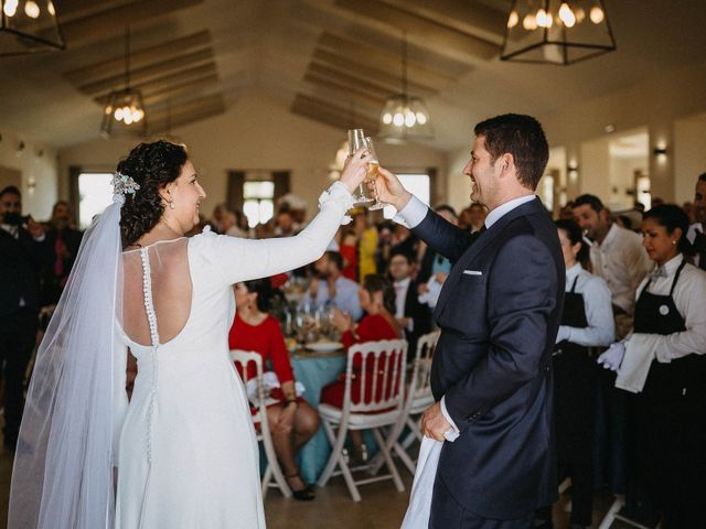 La boda de Antonio y Charo en Los Corrales, Sevilla 70