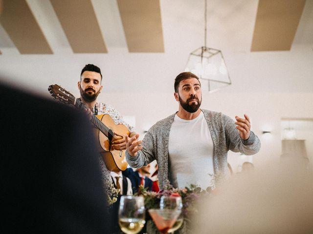 La boda de Antonio y Charo en Los Corrales, Sevilla 77