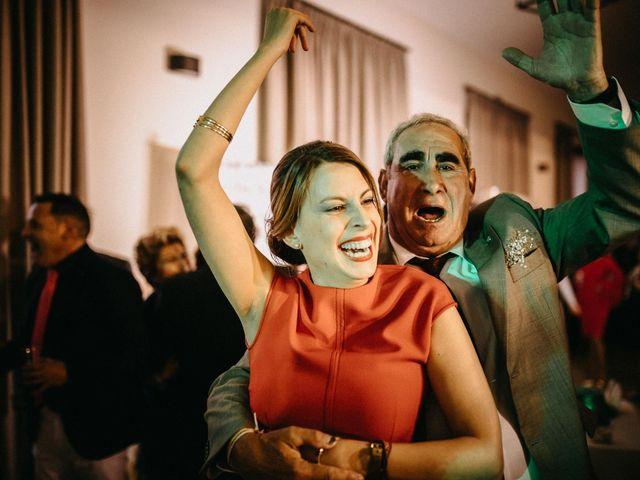 La boda de Antonio y Charo en Los Corrales, Sevilla 81