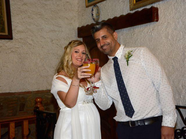 La boda de Jordi y Sandra en Montcada I Reixac, Barcelona 1