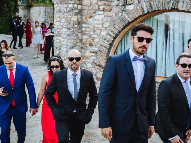 La boda de Juanjo y Happy en Mangiron, Madrid 54