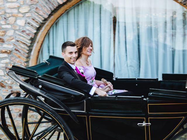 La boda de Juanjo y Happy en Mangiron, Madrid 56