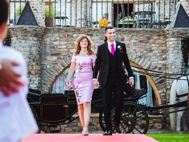 La boda de Juanjo y Happy en Mangiron, Madrid 57