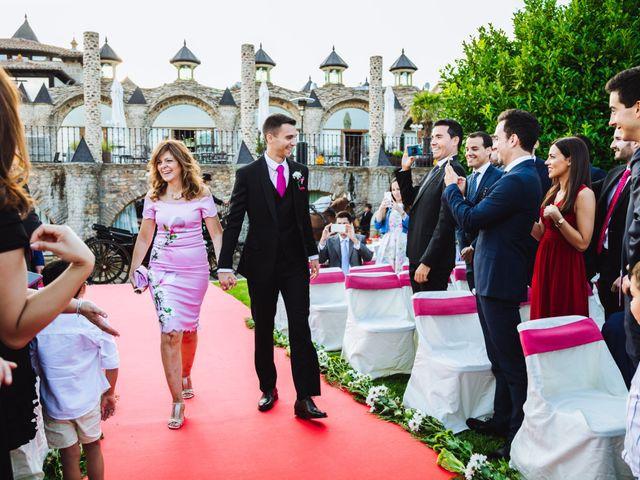 La boda de Juanjo y Happy en Mangiron, Madrid 59