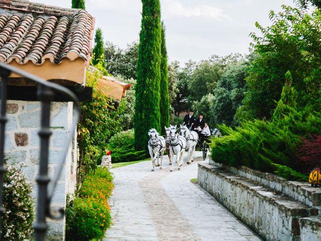 La boda de Juanjo y Happy en Mangiron, Madrid 60