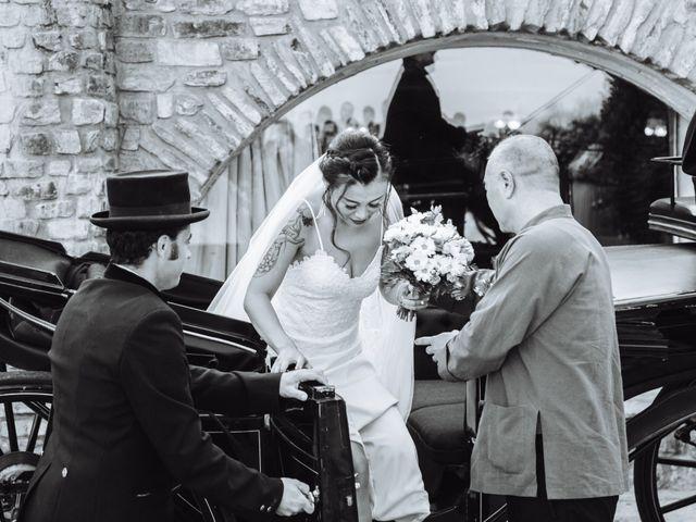 La boda de Juanjo y Happy en Mangiron, Madrid 62