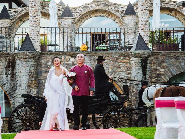 La boda de Juanjo y Happy en Mangiron, Madrid 64