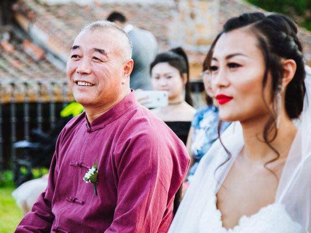 La boda de Juanjo y Happy en Mangiron, Madrid 69